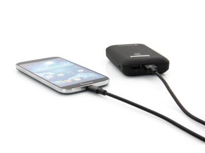 Verbatim Micro USB Cable Sync & Charge 100cm Black | 48863