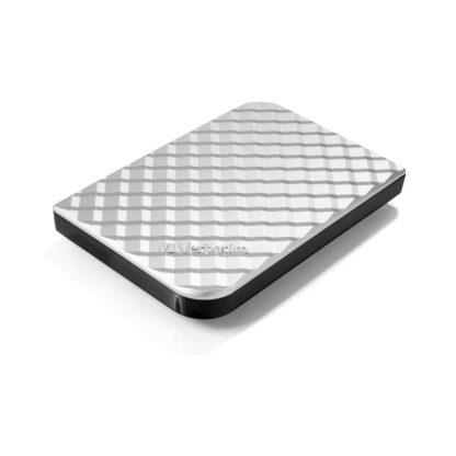 Verbatim Store'n'Go USB 3.0 Portable Hard Drive Silver