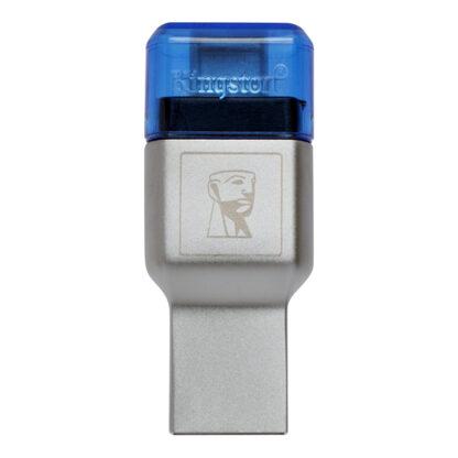 Kingston MobileLite Duo 3C USB 3.1 + Type-C Card Reader | FCR-ML3C