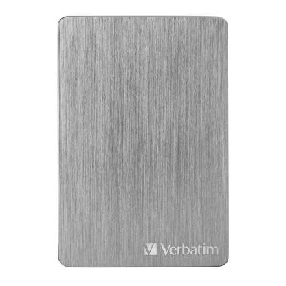Verbatim Store'n'Go ALU Slim USB 3.2 Εξωτερικός Σκληρός Δίσκος 2TB Space Grey | 53665