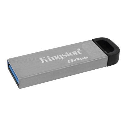Kingston DataTraveler Kyson USB 3.2 Drive 64GB | Metal - DTKN/64GB